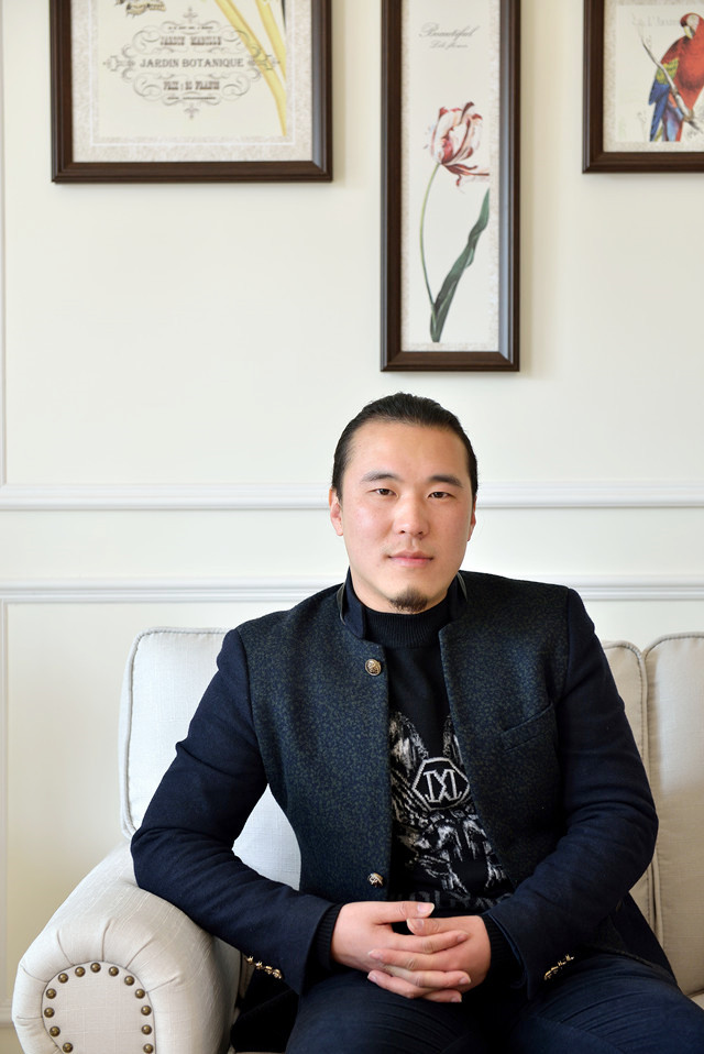 【专访】许剑飞:用设计捕捉幸福